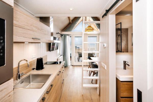 Thalassa zandvoort beach house interieur