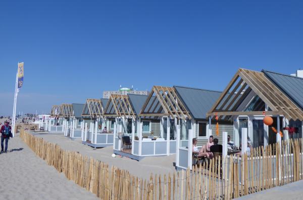 Beach houses Thalassa zandvoort