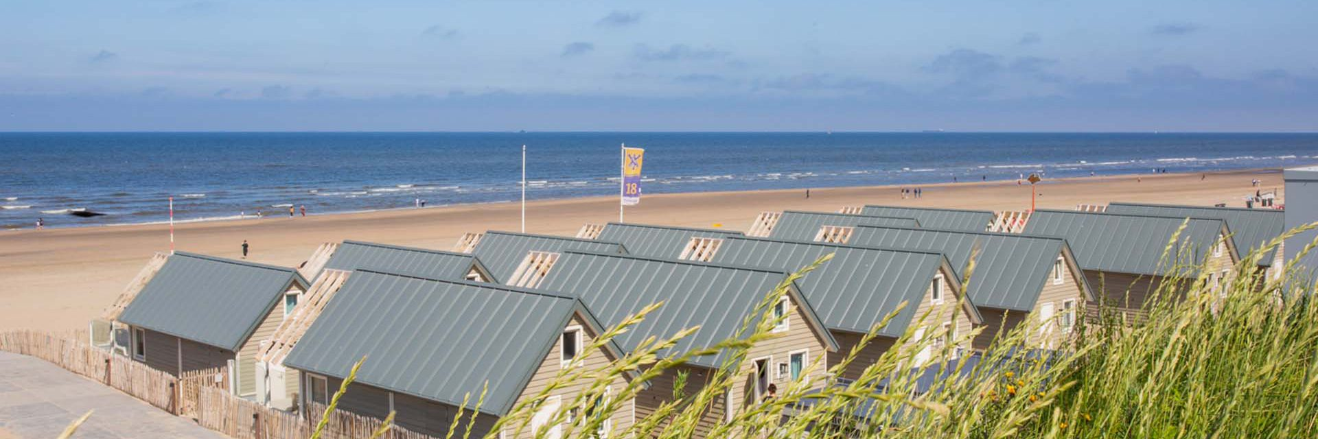 Thalassa Beachhouse - strand Zandvoort strandbungalows