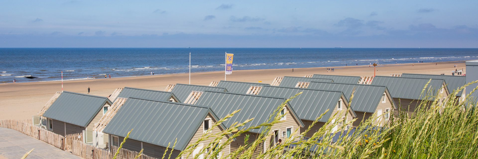 Thalassa Beachhouse - strand Zandvoort