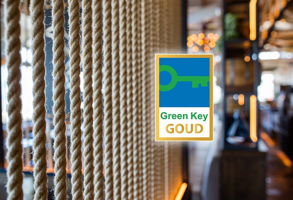 thalassa beach zandvoort - green key gold